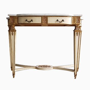 Table Console Style Louis XVI, 1960s
