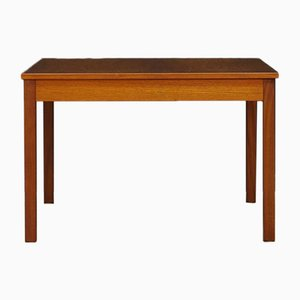 Danish Teak Coffee Table from Domino Mobler, 1960s