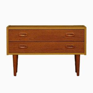 Vintage Danish Teak Dresser, 1960s