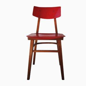 Mid-Century Stuhl von Ton, 1960er