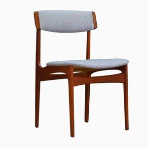 Chaises de Salon Vintage en Teck par N. & K. Bundgaard Rasmussen pour TSM Manufactory, 1960s, Set de 5