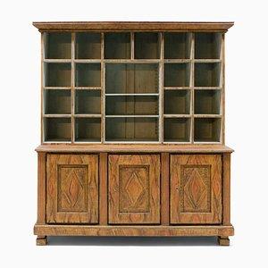 Antique Biedermeier Cabinet, 1820s