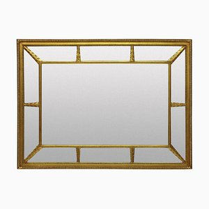 Antique Regency Style Sectional Mirror