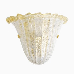 Vintage Murano Glass Sconces from Italamp, Set of 2