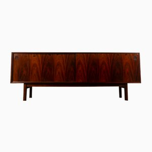 Vintage Danish Rosewood Model 21 Sideboard from Omann Jun, 1960s
