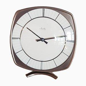 Horloge de Bureau Électrique de Mauthe, 1950s