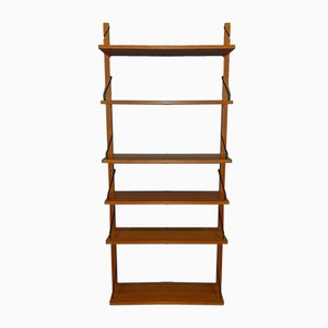 Mid-Century Danish Teak Shelving System by Poul Cadovius for Cado, 1960s