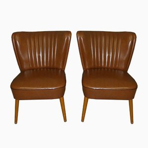 Mid-Century Skai Cocktail Chairs, 1960s, Set of 2