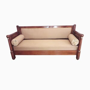 Antique Empire Italian Sofa