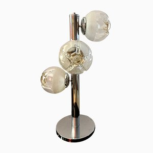Murano Glass Table Lamp from Mazzega, 1970s