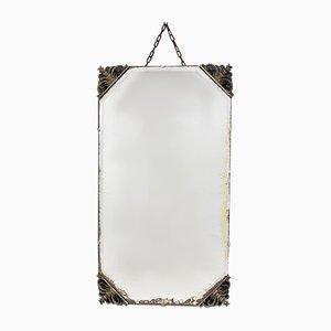 Art Deco Wall Mirror, 1920s
