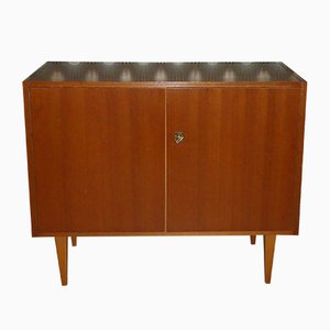 Mid-Century Walnut Chest of Drawers, 1960s