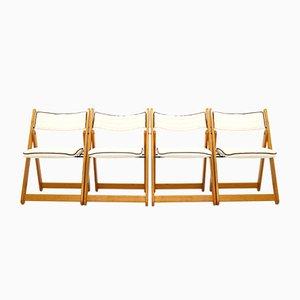 Chaises Pliantes de Ikea, 1980s, Set de 4