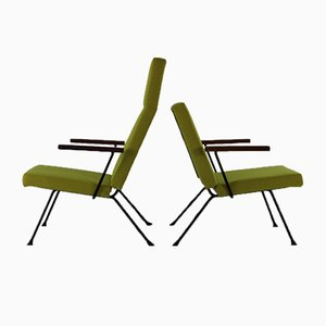 Lounge Chairs by André Cordemeyer / Dick Cordemeijer for Gispen, 1960s, Set of 2