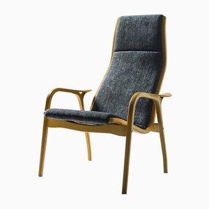 Mid-Century Scandinavian Model Lamino Lounge Chair by Yngve Ekström for Swedese, 1950s