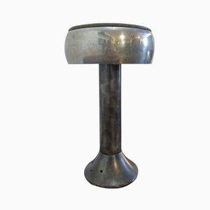 Vintage Steel Diner Stool