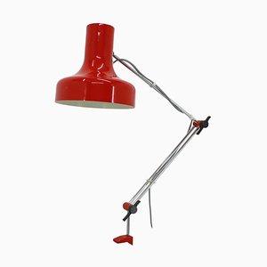 Lampe de Bureau Ajustable Mid-Century par Josef Hurka pour Napako, 1970s