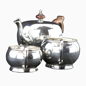 925 Sterling Silver Teapot, 1920s