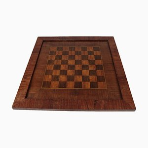 Rosewood Game Board, 1920s