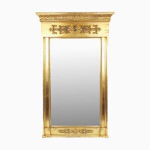 Specchio Impero a forma di colonna