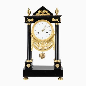 Antique Portal Clock