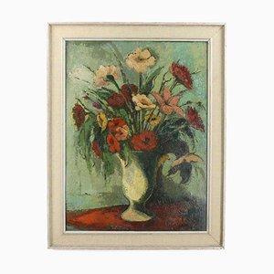 Still Life of Flowers Gemälde von Carl Busch
