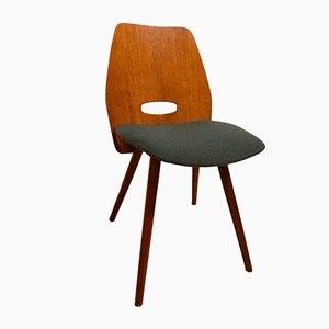 Lollipop Dining Chair by Frantisek Jirak for Tatra, 1960s