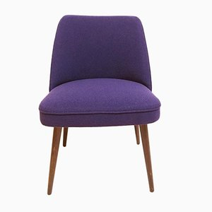 Purple Cocktail Chair, 1960s