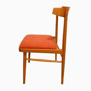 Tschechoslowakischer Stuhl von Ton, 1960er