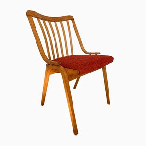 Chaise par Ludwig Volak pour Drevopodnik Holesov