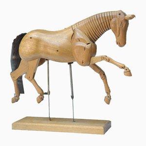 Vintage Painters Mannequin Horse, 1980s