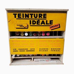 Teinture Idéale Advertising Stand, 1960s