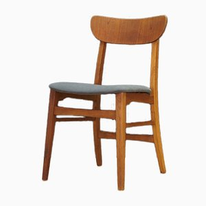 Vintage Scandinavian Dining Chairs, 1970s, Set of 4