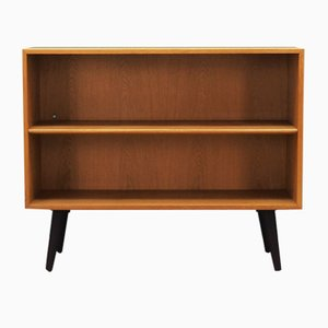 Danish Ash Bookcase by Børge Mogensen for Soborg, 1960s