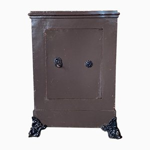 Antique Cast Iron Safe by Joh. C.van Bruinessen