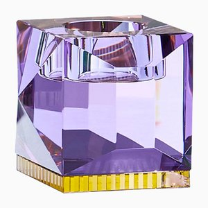 Ophelia Purple T-Light Holder by Reflections Copenhagen