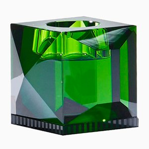 Ophelia Green T-Light Holder by Reflections Copenhagen
