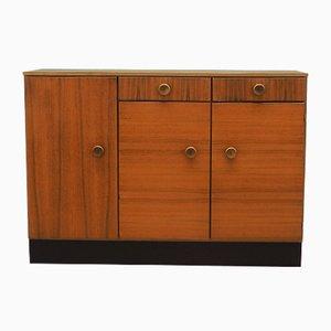 Vintage Danish Mahogany Cabinet, 1970s