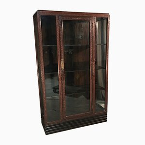 Art Deco Asian Display Cabinet, 1930s