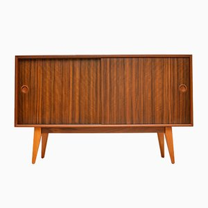 Walnut Sideboard by Peter Hayward for Vanson, 1950s