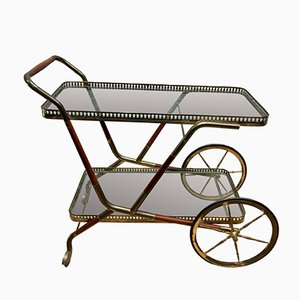 Neoclassical Style French Trolley from Maison Jansen, 1960s