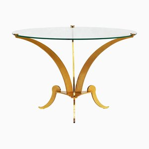 Art Deco French Gueridon Side Table, 1930s