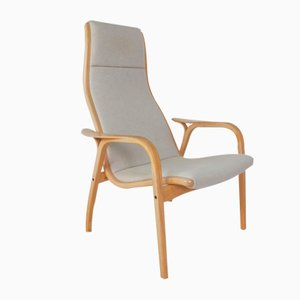 Vintage Scandinavian Model Lamino Easy Chair by Yngve Ekström for Swedese, 1960s