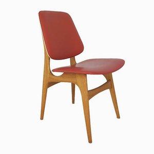 Mid-Century Scandinavian Side Chair, 1950s