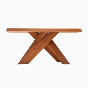 Model T35C Aban Table by Pierre Chapo for Chapo, 1960s