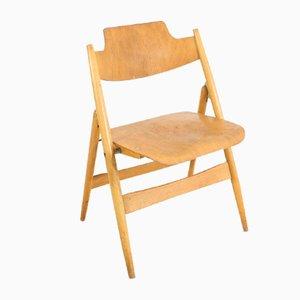 Chaise SE 18 par Egon Eiermann pour Wilde & Spieth
