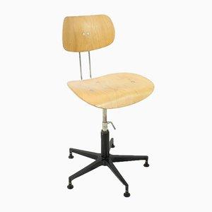 Chaise de Bureau par Egon Eiermann pour Wilde & Spieth
