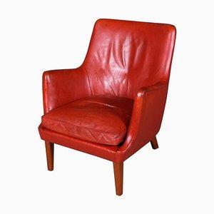 Lounge Chair by Arne Vodder for Ivan Schlechter, 1950s