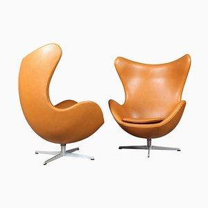 Chaise Royal Hotel Egg par Arne Jacobsen pour Fritz Hansen