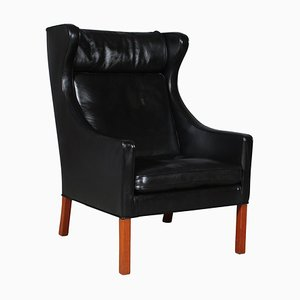 Wingback Chair by Børge Mogensen for Fredericia